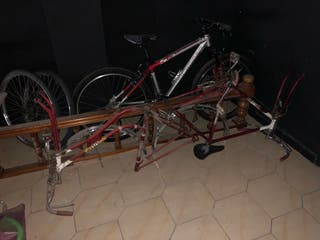 Bicicletas freno varillas