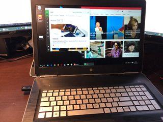 PORTATIL HP 17ab004ns 17'' 12gb/RAM, 1Tb HD, SSD