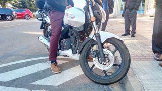 moto Keeway RKS 125CC
