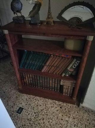 mueble de enciclopedia