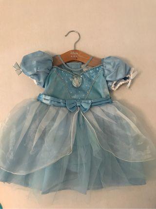 Disfraz bebe 6-12 meses Disney