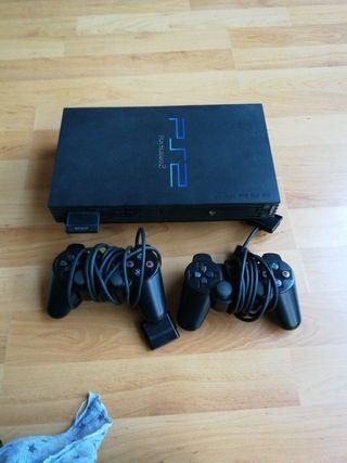 PS2 + Mandos