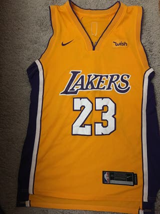 Camiseta Lakers Lebron James