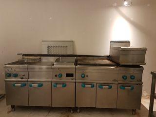 Cocina acero inoxidable de segunda mano en wallapop - Cocinas industriales de segunda mano ...