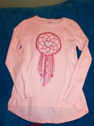 ec27047ff Camisetas manga larga niña de segunda mano en Portugalete en WALLAPOP