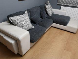 Se vende sofá chaise longue