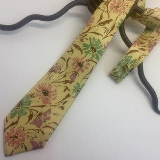 Corbata vintage Giorgio Martino