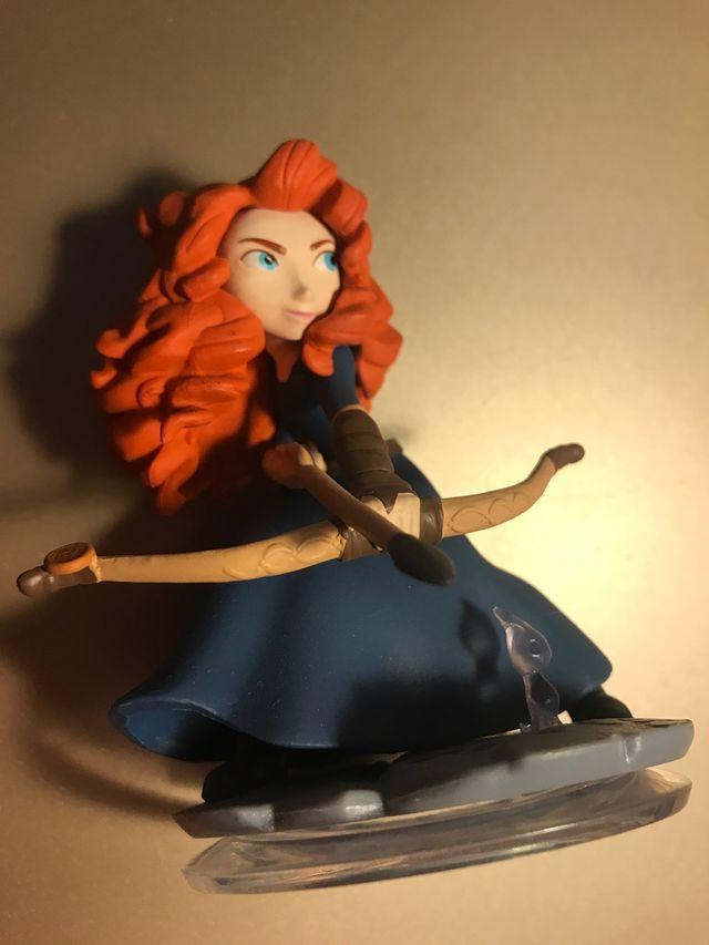 Brave figura Disney arquería