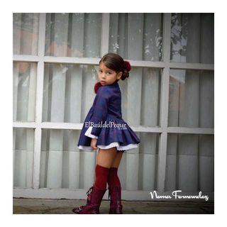 Vestido Minueto Noma Fernandez t.8a