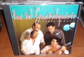 CD LOS DEL GUADALQUIVIR SALPICANDOTE