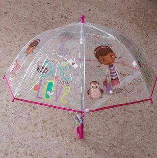 Paraguas NUEVO Doctora Juguetes