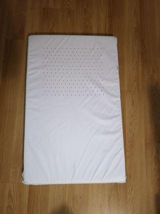 colchón mini cuna