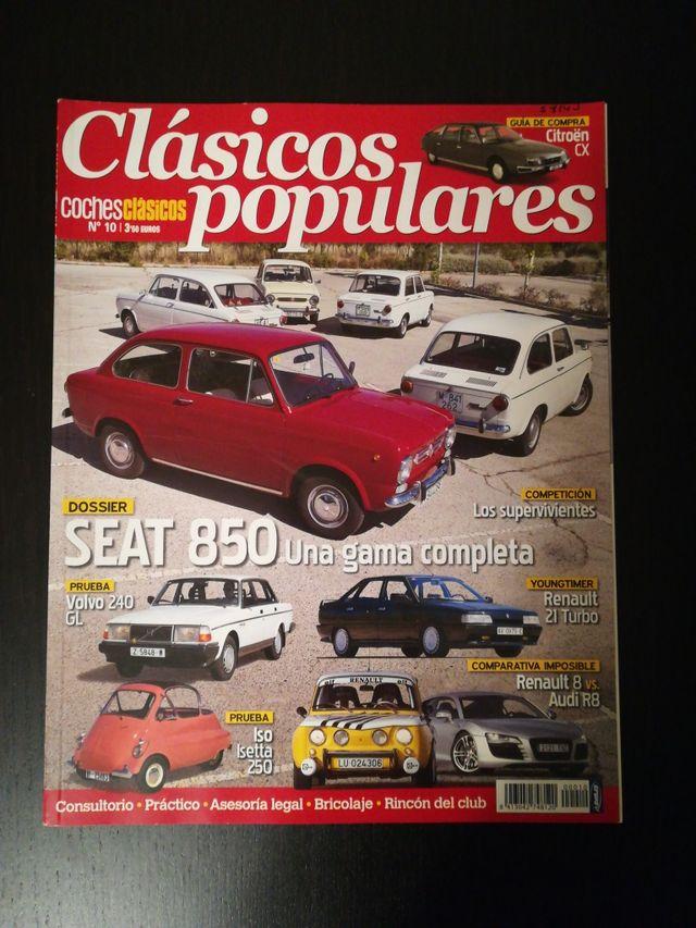 Revista Clásicos Populares número 10