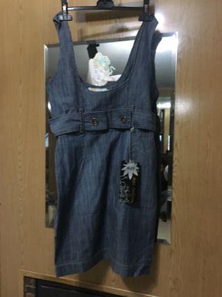 Vestido vaquero talla M