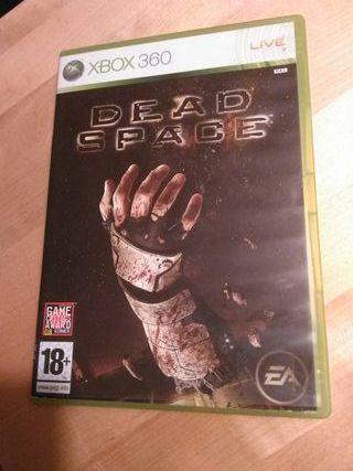 Dead Space Videojuego Xbox360