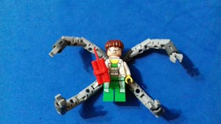 lego original Doc.Octopus ( mundo Spiderman )