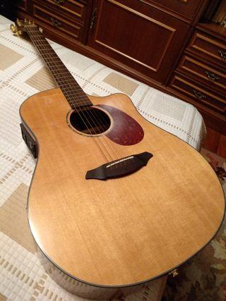 Guitarra Breedlove serie Atlas