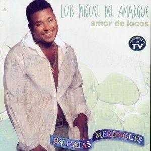 CD LUIS MIGUEL DEL AMARGUE AMOR DE LOCOS