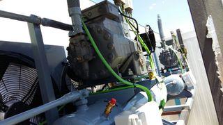 reparación cámaras frigoríficas industriales