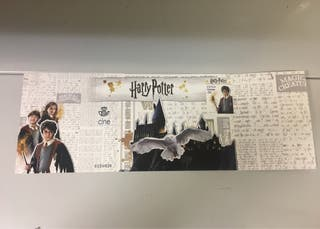 Sello Harry Potter