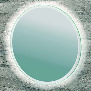 Espejo Aura redondo
