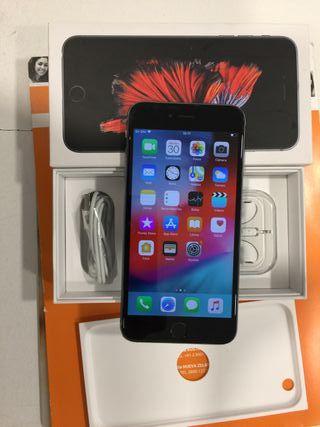 iPhone 6S Plus 64GB Negro, Libre
