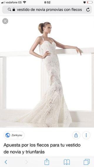 Vestidos novia pronovias baratos