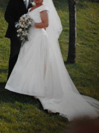 Vestidos de novia tallas grandes en vigo