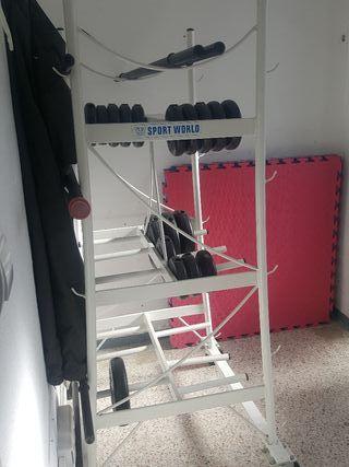 conjunto body pump