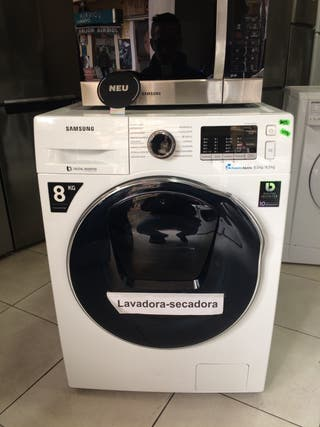 Lavadoray secadora Samsung