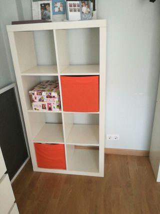 Mueble ikea de segunda mano en wallapop for Compro muebles segunda mano