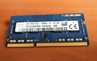 Módulo de memoria RAM 4 GB de HP