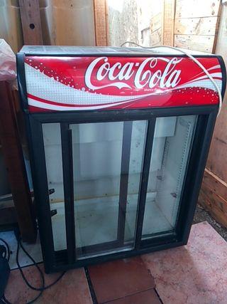 nevera Coca-Cola último precio