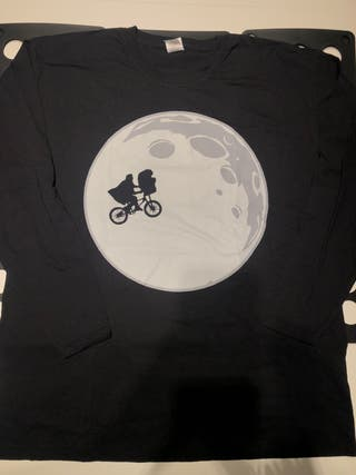 Camiseta de ET