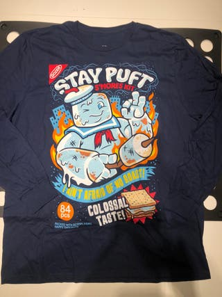 Camiseta manga larga Ghostbusters