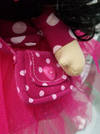 muñeca rusa Minnie