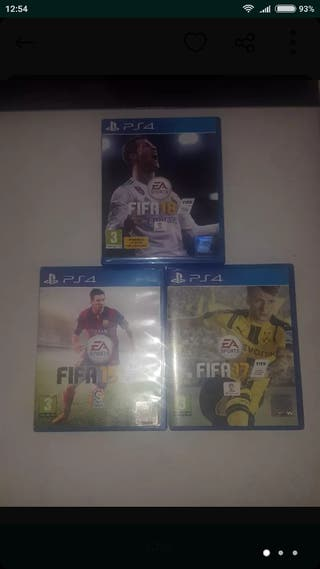 Fifas ps4