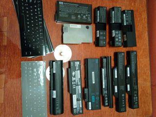 Baterias portatil a 10€.