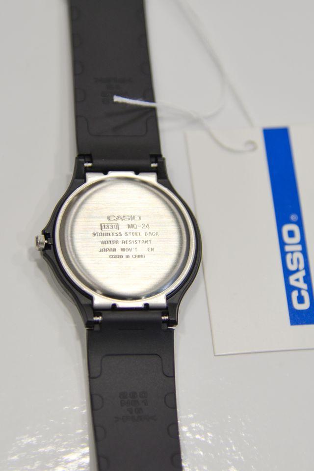 Casio Reloj Análogo clásico para Hombre MQ-24-7B de segunda mano por ... 19aeb44b6e9f