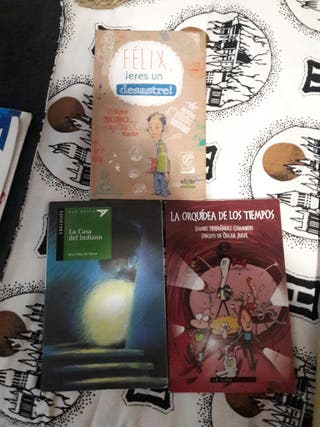 libros lectura ies Rafael Arozarena