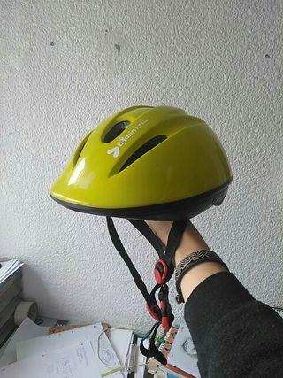 Casco de bicicleta (niñ@)