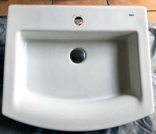Lavabo sobre-encimera modelo Hall Roca