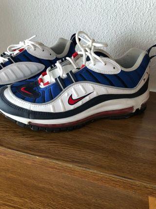 Nike air max 98 gundam