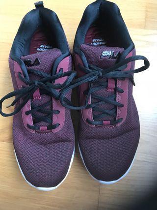 Zapatillas fila chico
