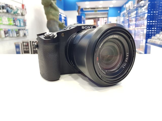CAMARA DIGITAL SONY DSC-RX10 IMPOLUTA