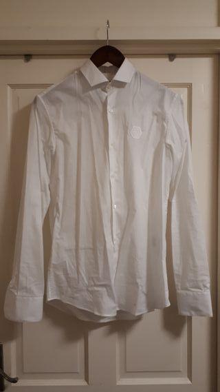 Philipp Plein white shirt.