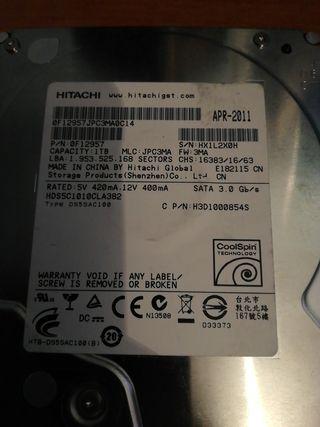 disco duro 1tb serial ata
