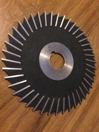 Cutting blade top quality