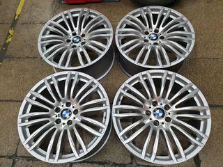 """LLANTAS 20"""" BMW M5 DOBLE MEDIDA"""