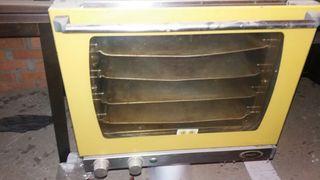 horno de pan.